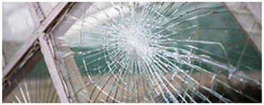 Portchester Smashed Glass